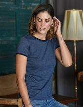 Ladies` Ringer Tee