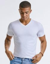 Men´s Pure Organic V-Neck Tee