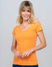 Ladies` V-Neck Sicilia