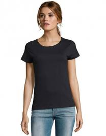Women`s Short Sleeved T-Shirt Milo