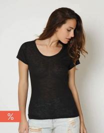 Soul Round Neck Short Sleeves T-Shirt