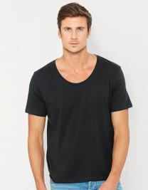 Men`s Wide Neck Tee