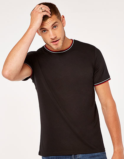 Fashion Fit Tipped Tee