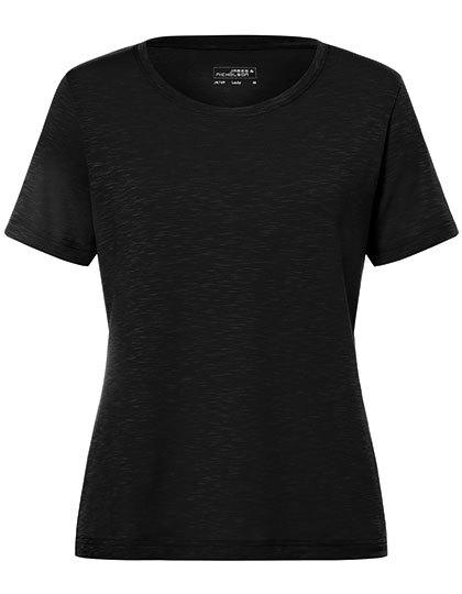 Ladies`Slub T-Shirt